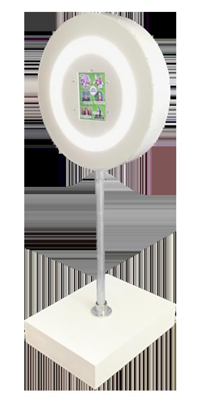gif/selfie booth machine