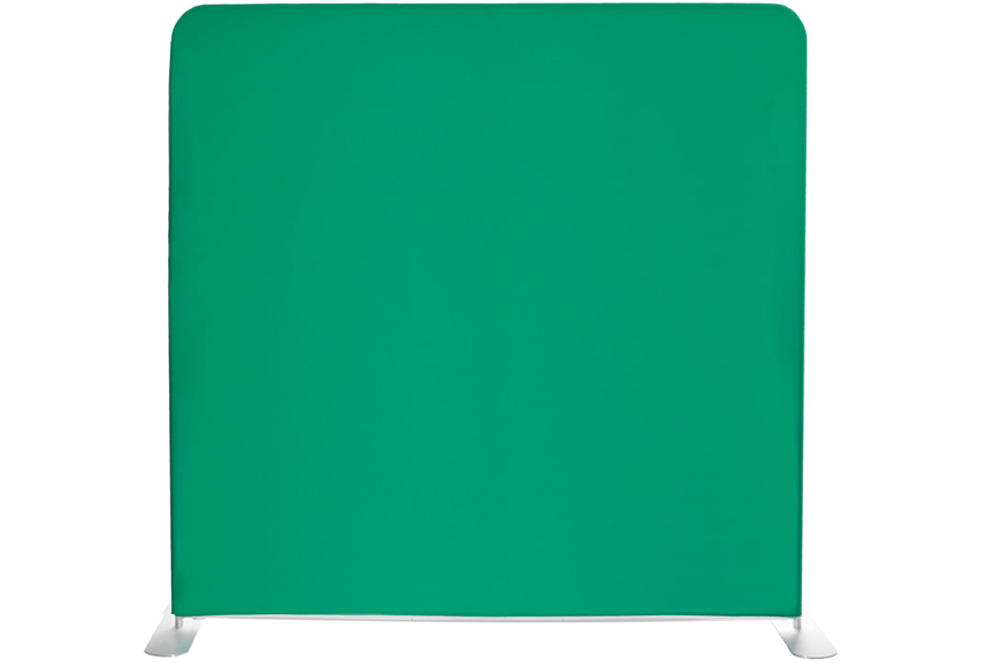 green screen spandex backdrop