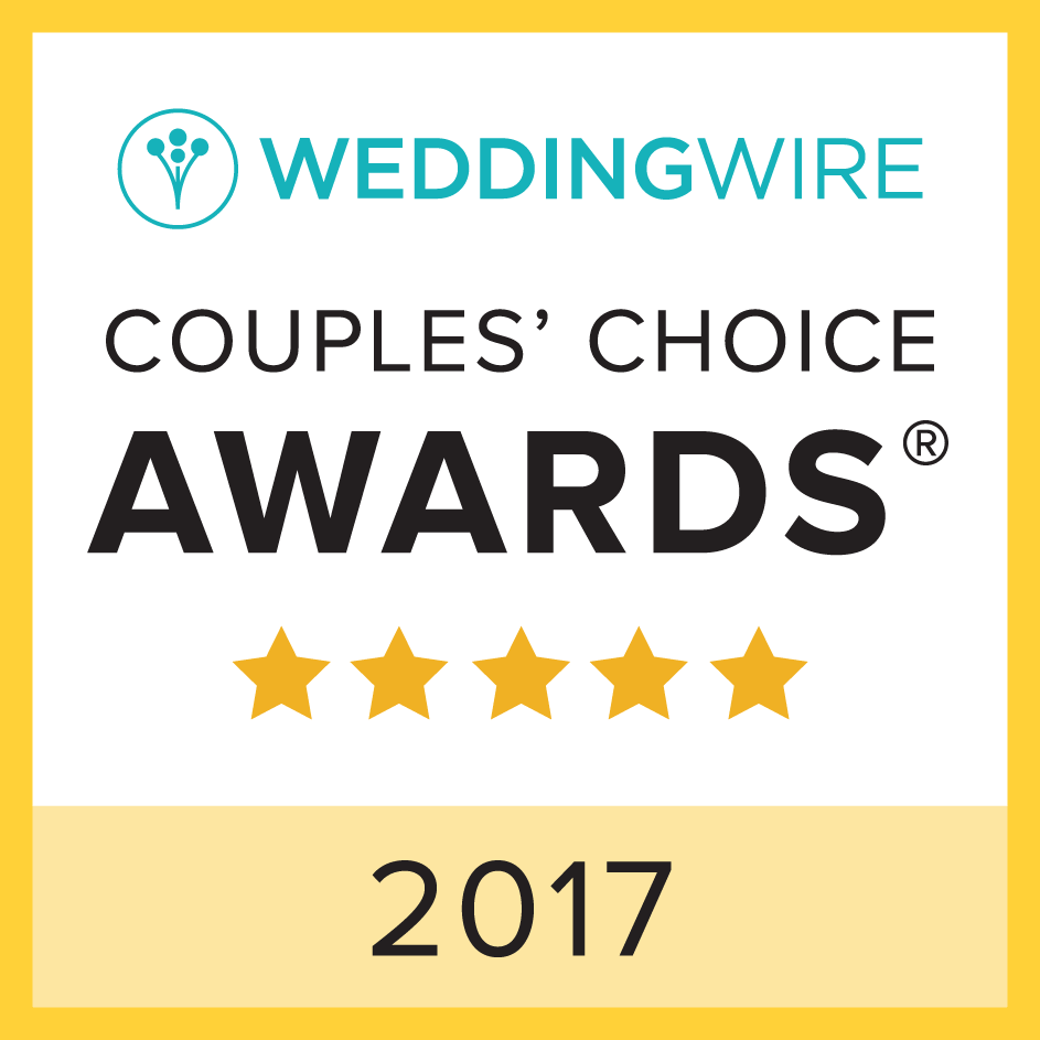 wedding wire award 2017